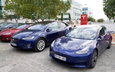 Can You Buy an Electric Car Through Your Company?
